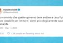 """Massimo Boldi si scaglia contro il governo: """"Deve andare a casa per limitare i danni all'umanità"""""""