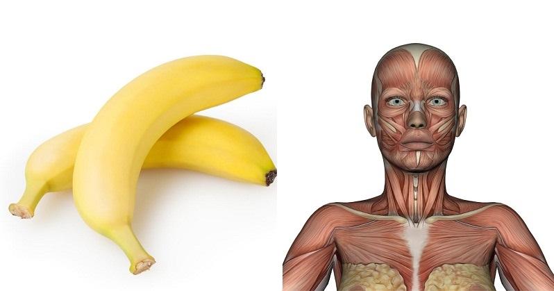 Cosa succederà al tuo corpo se mangi 2 banane al giorno