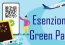 Arriva l'esenzione Green pass: ecco i soggetti che sono esclusi dall'obbligo della certificazione verde