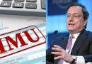 IMU: Draghi cancella e rimborsa chi ha già pagato questa tassa nel 2021