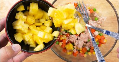 Dieta velocissima con ananas e tonno: bastano 3 giorni e perdi 4 kg, ecco come funziona